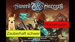 Swords & Sorcery / Anleitung & Rezension / SpieLama