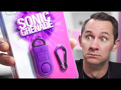 Warning: Hearing Damage!   10 Crazy Tech Items!