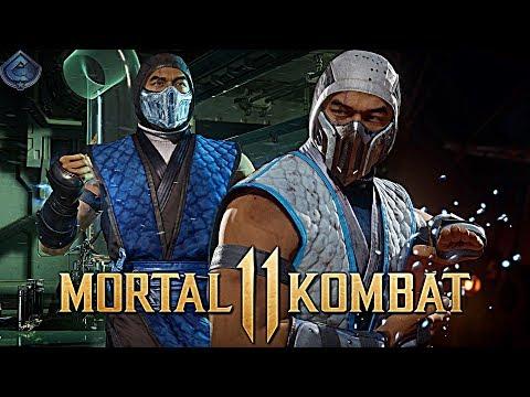 Mortal Kombat 11 Online - KLASSIC ARCADE SUB-ZERO SKIN!