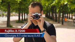Fujifilm X-T200 | Vloger-Kamera à la Fujifilm? [Deutsch]