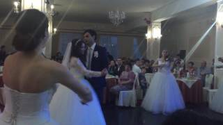 Свадьба в Джанкое. Оркестр Сен Севиль