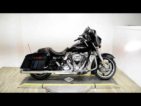 2013 Harley-Davidson Street Glide® in Wauconda, Illinois - Video 1