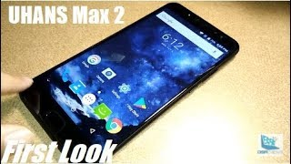 Unboxing: UHANS Max 2 4G Phablet - 6.4