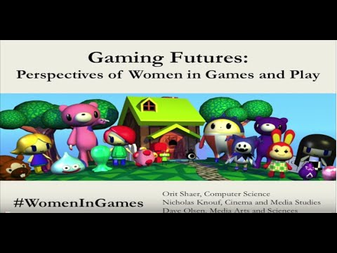 Gaming Futures: Perspectives of Women in Gaming and Play