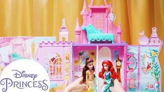 Disney Princess Pop-Up Palace by Hasbro | Disney Princess Unboxings