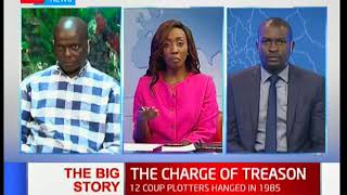 The Big Story: Miguna Miguna and Kajwang facing treason charges