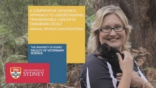 A Lecture in Genomics and Human Genetics: Understanding Transmissible Cancer in Tasmanian Devils