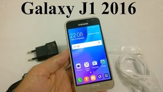 GalaxyJ12016-Oquevemnacaixa?UnboxingBRASIL