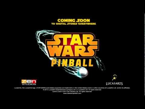 Star Wars Pinball Announcement Trailer thumbnail