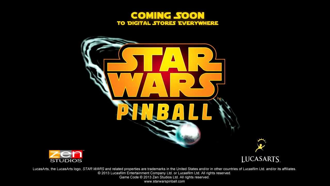 I Don't Understand Virtual Pinball, But These Star Wars Tables Look Pretty Cool