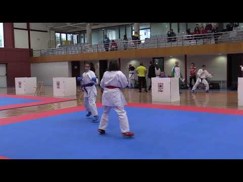 JDN Kata y Kumite Cadete y Junior 201018 Video 16