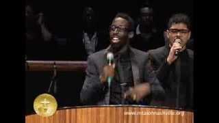 Tye Tribbett Ministers at Mt.Zion Nashville Stellar week 2013