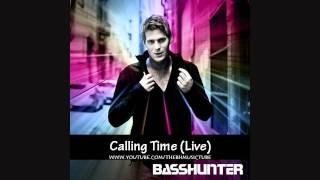 Basshunter - Calling Time (+ Lyrics Live Audio - New Song 2012)