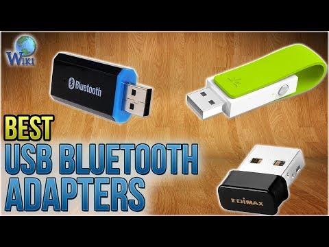 7 Best USB Bluetooth Adapters 2018