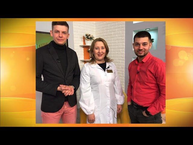 Гость программы «Новый день» Ирина Демко.