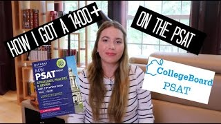 HOW TO GET A 1400+ ON THE PSAT: Full Guide to the PSAT
