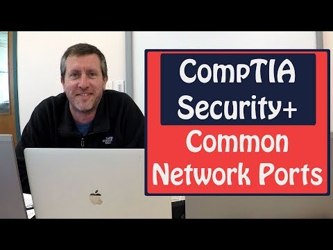 Common Ports For CompTIA Security Plus Exam - SY0-501 & SY0 ...