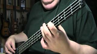 Toto Africa Bass Cover