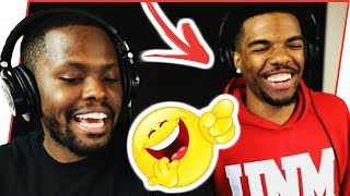 REACTING TO JUICE GETTING SALTY OVER GETTING WHOOPED! - MAV3RIQ Fam Reacts Ep.5