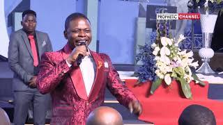 Operate From The Mountain Top~Prophet Shepherd Bushiri