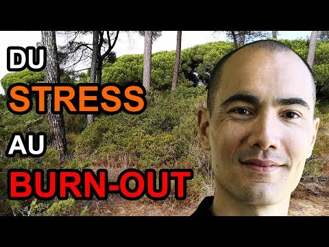 Du stress au burn-out