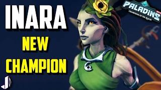 צ'מפיונית חדשה - Inara