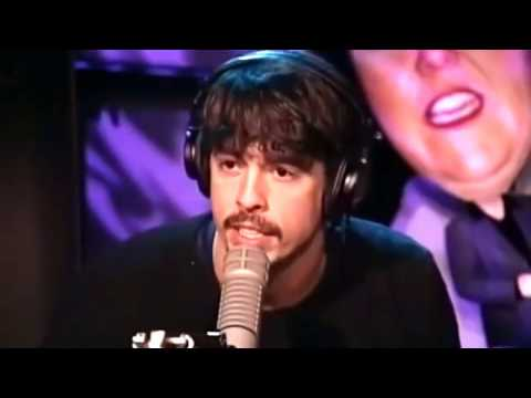 Dave Grohl & Taylor Hawkins - Interview (Howard Stern 1998)