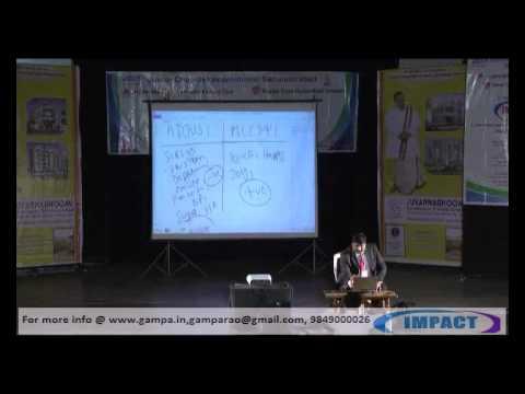 Smile|Gampa Nageswararao|TELUGU IMPACT Hyd 2012