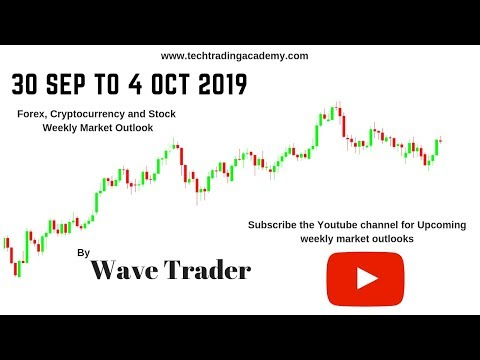 Cryptocurrency, Forex and Stock Webinar and Weekly Market Outlook from 30 SEP to 4 OCT 2019