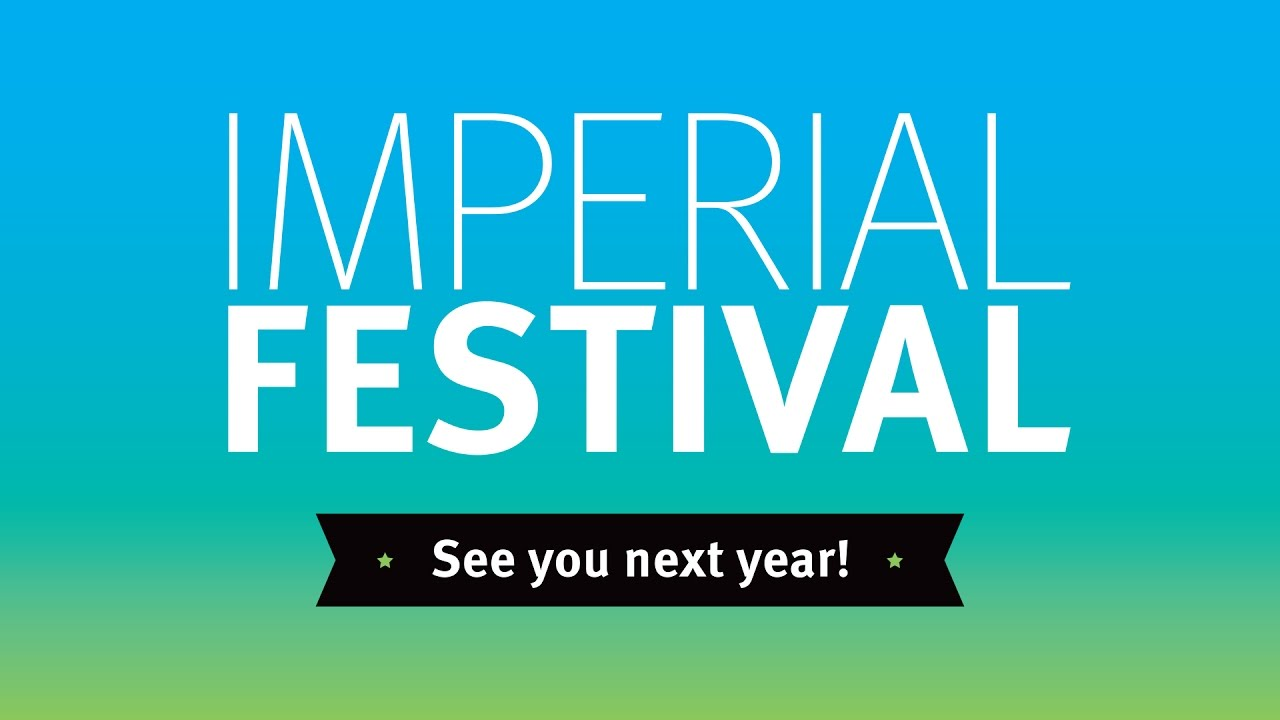 Get a taste of what was in store at the 2017 Imperial Festival