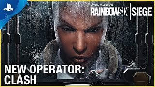 Rainbow Six Siege: Operation Grim Sky - Clash | PS4
