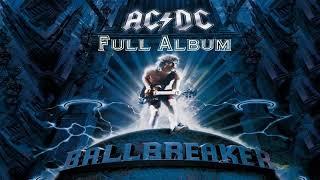 ACDC - Ballbreaker Full Album 1995