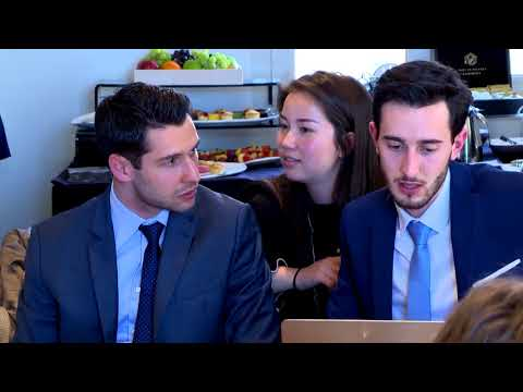 "Finance : ""IUM Day"" at Barclays Monaco"