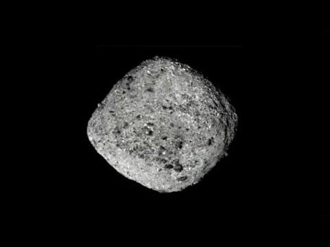 NASA: To OSIRIS-REx έφτασε στον αστεροειδή Bennu