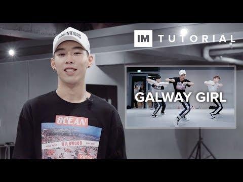Galway Girl - Ed Sheeran / 1MILLION Dance Tutorial (видео)