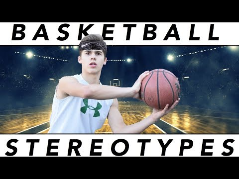 Basketball Stereotypes (Inspired by Dude Perfect) (видео)
