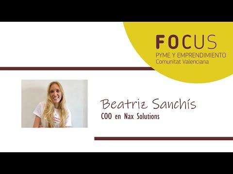 Entrevista Beatriz Sanchís en Focus Pyme y Emprendimiento L´Alacantí 2019
