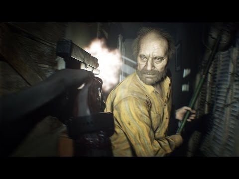 Why Resident Evil 7 Works Both in and Out of VR – IGN Plays Live