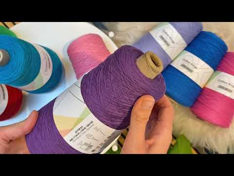 Cone 500 8/4 - Dusty Purple (39) | couleur