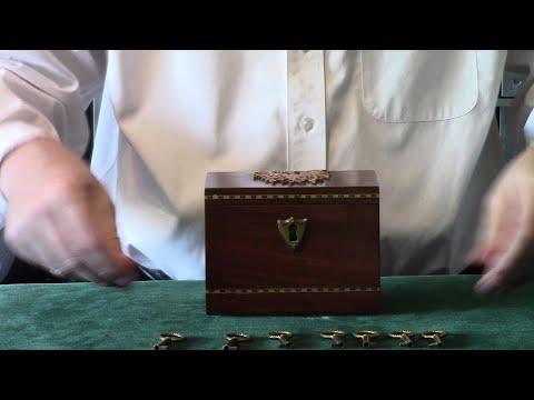 Keyrumba (Key Box) by Carl Williams