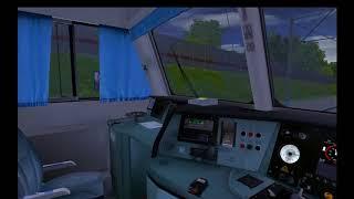 TRAINZ] ЭР2Р-7053-7083  Краткий Видео! - www fassen net