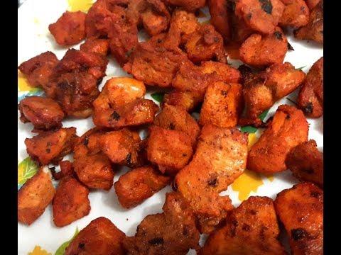 Chicken Tandoori in Microwave Oven in hindi | My Kitchen My Dish