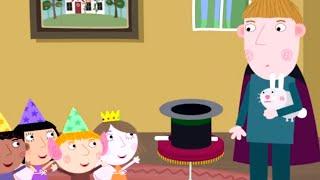 Ben and Holly's Little Kingdom | Birthday Magic | Kids Videos
