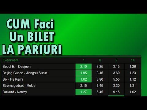 Tutorial video cum sa faci bani pe opțiuni binare