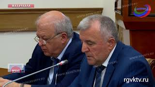 Что ожидает Дагестан в ближайшие годы? Владимир Васильев провел заседание правительства
