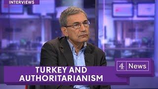 Orhan Pamuk: Nobel Prize-winning author on Turkey and authoritarianism