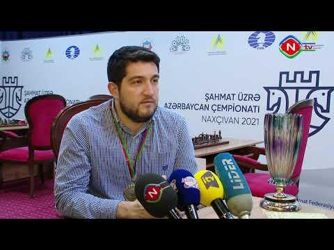Şahmat üzrə Azərbaycan çempionatına yekun vuruldu (2021) 1