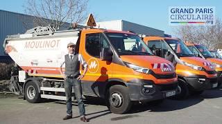 La première minute du Grand Paris Circulaire : Moulinot Compost et Biogaz