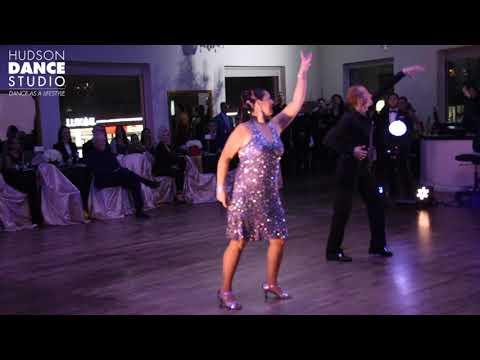Salsa/Cha Cha by Monica & Artem // 5 year Gala Anniversary, 2017