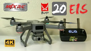 Mjx Bugs 20 EIS 4k GPS Drone   Unboxing & How To Setup